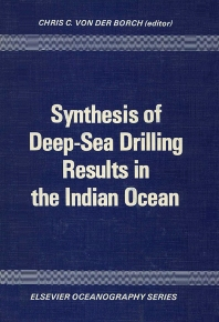 Cover image for Synthesis of Deep-Sea Drilling Results in the Indian Ocean