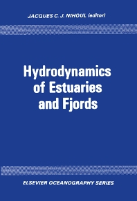 Cover image for Hydrodynamics of Estuaries and Fjords