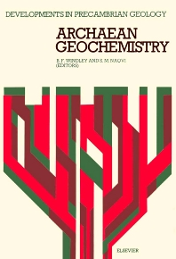 Cover image for Archaean Geochemistry