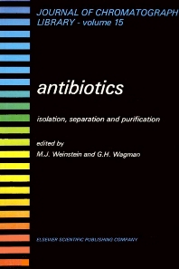 Antibiotics - 1st Edition - ISBN: 9780444417275, 9780080858159