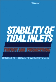 Stability of Tidal Inlets - 1st Edition - ISBN: 9780444417282, 9780444598240