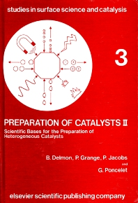 Preparation of Catalysts II - 1st Edition - ISBN: 9780444417336, 9780080960456