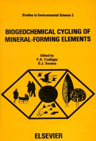 Biogeochemical Cycling of Mineral-Forming Elements