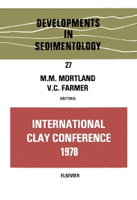 Cover image for International Clay Conference, 1978