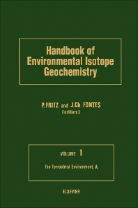 The Terrestrial Environment, A - 1st Edition - ISBN: 9780444417800, 9781483289618