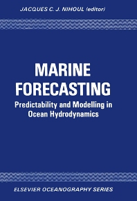 Cover image for Marine Forecasting
