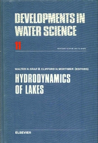 Hydrodynamics of Lakes - 1st Edition - ISBN: 9780444418272, 9780080870021