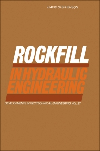 Cover image for Rockfill in Hydraulic Engineering