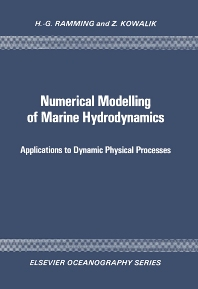Cover image for Numerical Modelling of Marine Hydrodynamics