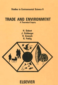 Trade and Environment - 1st Edition - ISBN: 9780444418753, 9780080874654