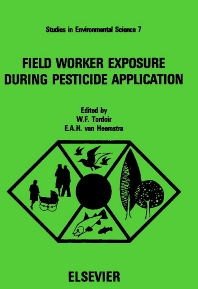 Field Worker Exposure During Pesticide Application - 1st Edition - ISBN: 9780444418791, 9780080874661