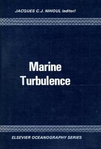 Cover image for Marine Turbulence