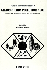 Cover image for Atmospheric Pollution 1980