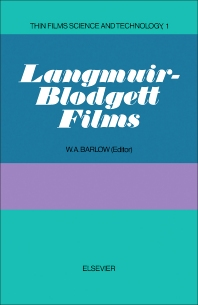Cover image for Langmuir-Blodgett Films