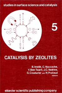 Catalysis by Zeolites: International Symposium Proceedings (Studies in surface science and catalysis) - 1st Edition - ISBN: 9780444419163, 9780080954318