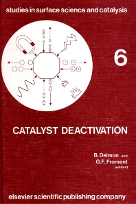 Catalyst Deactivation 1980: International Symposium Proceedings - 1st Edition - ISBN: 9780444419200, 9780080954325