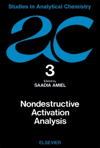 Cover image for Nondestructive Activation Analysis