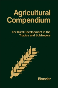 Cover image for Agricultural Compendium