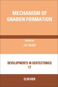 Mechanism of Graben Formation - 1st Edition - ISBN: 9780444419569, 9781483275444
