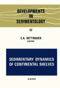 Cover image for Sedimentary dynamics of continental shelves