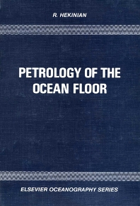 Cover image for Petrology of the Ocean Floor