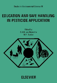 Cover image for Education and Safe Handling in Pesticide Application