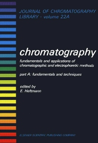 Chromatography - 1st Edition - ISBN: 9780444420435, 9780080858234