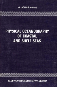 Cover image for Physical Oceanography of Coastal and Shelf Seas