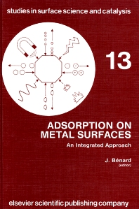 Adsorption on Metal Surfaces - 1st Edition - ISBN: 9780444421630, 9780080960494