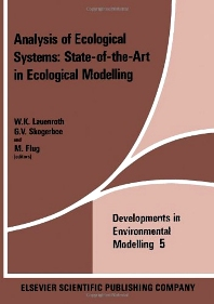 Cover image for Analysis of Ecological Systems: State-of-the-Art in Ecological Modelling