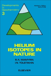 Helium Isotopes in Nature - 1st Edition - ISBN: 9780444421807, 9781483289809