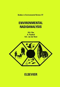 Environmental Radioanalysis - 1st Edition - ISBN: 9780444421883, 9780080874814