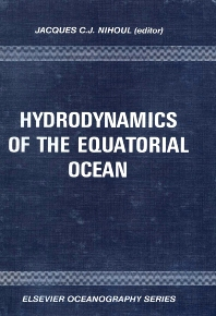 Cover image for Hydrodynamics of the Equatorial Ocean