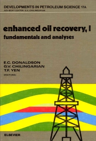 Cover image for Enhanced Oil Recovery, I