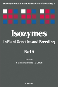 Isozymes in Plant Genetics and Breeding - 1st Edition - ISBN: 9780444422262, 9780444600387