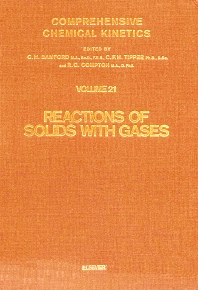 Cover image for Reactions of Solids with Gases