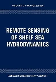 Cover image for Remote Sensing of Shelf Sea Hydrodynamics