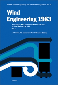 Wind Engineering 1983 3A - 1st Edition - ISBN: 9780444423405, 9780444601254