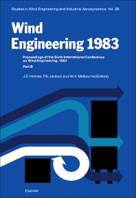 Wind Engineering 1983 3B - 1st Edition - ISBN: 9780444423412, 9780444601261