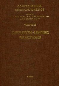 Cover image for Diffusion-Limited Reactions