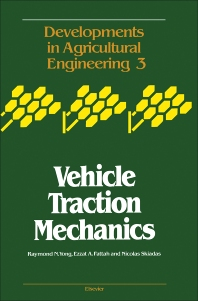 Vehicle Traction Mechanics - 1st Edition - ISBN: 9780444423788, 9780444600486