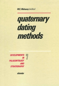 Cover image for Quaternary Dating Methods