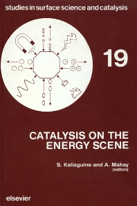 Catalysis on the Energy Scene - 1st Edition - ISBN: 9780444424020, 9780080960531