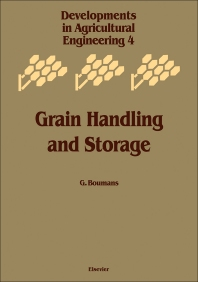 Cover image for Grain Handling and Storage