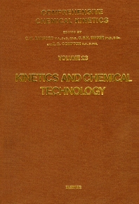 Cover image for Kinetics and Chemical Technology