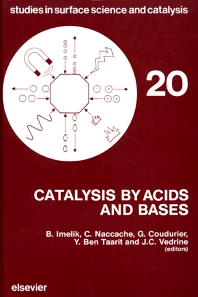 Cover image for Catalysis by Acids and Bases