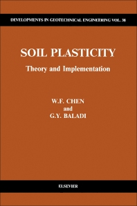Cover image for Soil Plasticity