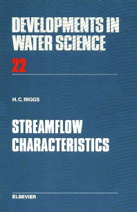 Cover image for Streamflow Characteristics