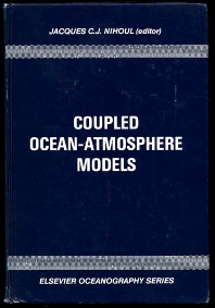 Cover image for Coupled Ocean-Atmosphere Models