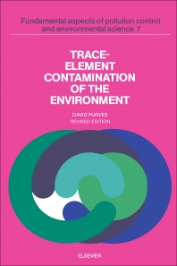 Trace-Element Contamination of the Environment - 2nd Edition - ISBN: 9780444425034, 9780444596291